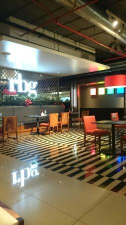 RBG Bar & Grill: Good hotell food