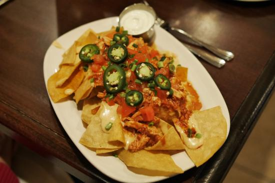 Grafton, WI: Great nacho appetizer
