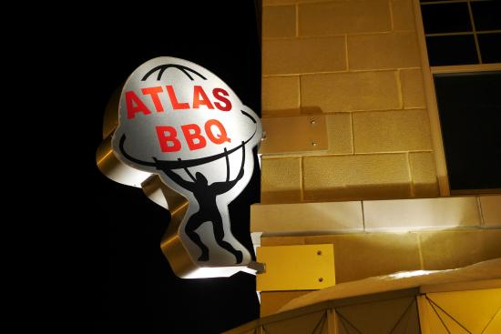 Grafton, WI: Atlas BBQ