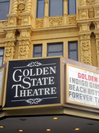 ‪Golden State Theatre‬