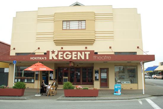 Hokitika's Regent Theatre