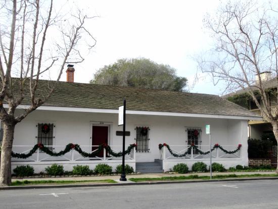 Casa Serrano, Historic Adobe