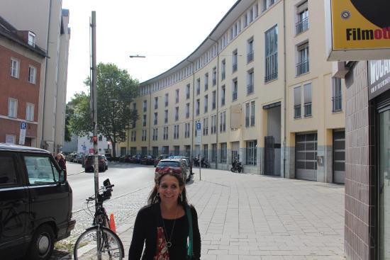 GHOTEL hotel & living Munchen-Zentrum: view of hotel