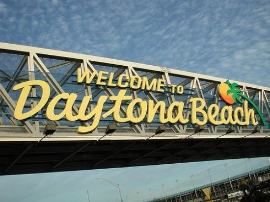 The Maverick: Entering Daytona
