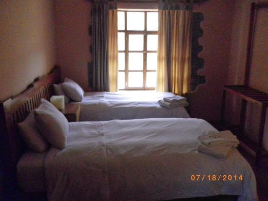 Camino del Ausangate - Andeanlodges: Bedroom