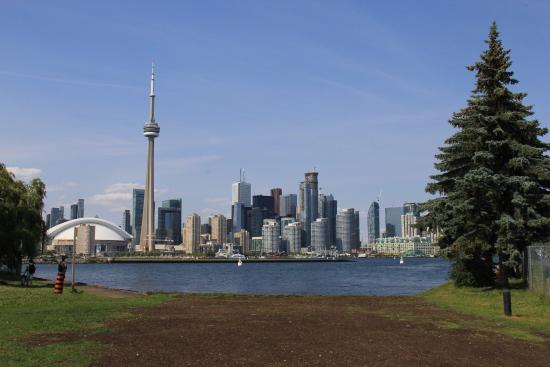 Downtown toronto from toronto islands photo de parc des les de toronto toronto tripadvisor - K par k avis ...