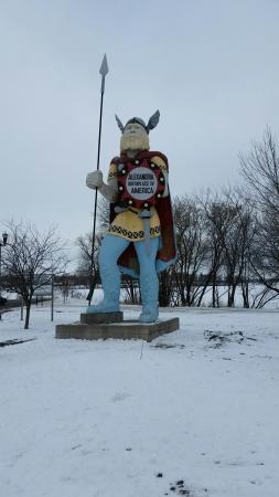 Big Ole Viking Statue: 20160103_104417_large.jpg