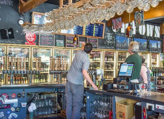 Uptown Market: Everyone Loves beer in a mug