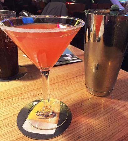 Haverhill, MA: Perfect Strawberry Margarita