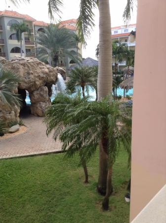 Tropicana Aruba Resort & Casino: View of Pool