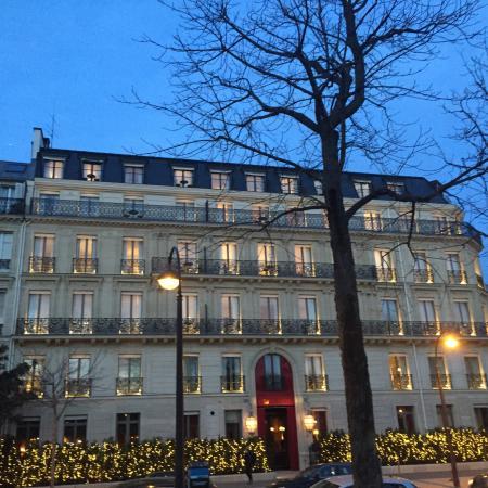 picture of la reserve paris hotel and spa paris tripadvisor. Black Bedroom Furniture Sets. Home Design Ideas