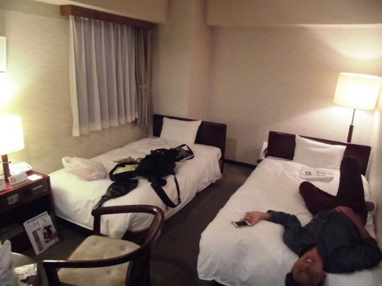 Smile Hotel Utsunoimiya: ふかふかで快適!