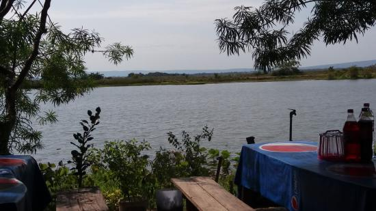 a small restaurant on the northern side of the outer lake picture rh tripadvisor com