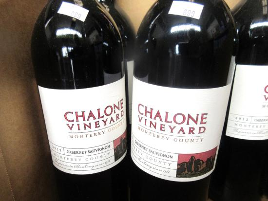 Chalone Vineyards and Tasting Room, Soledad, Ca