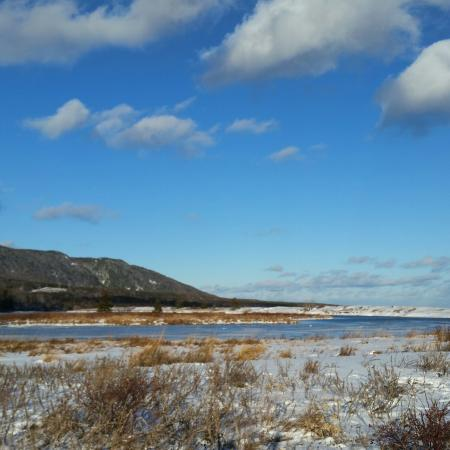 Cabot Shores Wilderness Resort: Winter at Cabot Shores