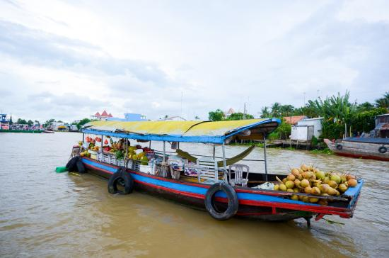 ‪Cai Be Floating Market‬