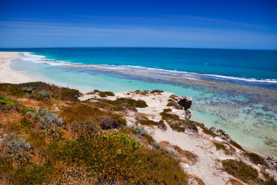 Yanchep, Australia: Beautiful beach!
