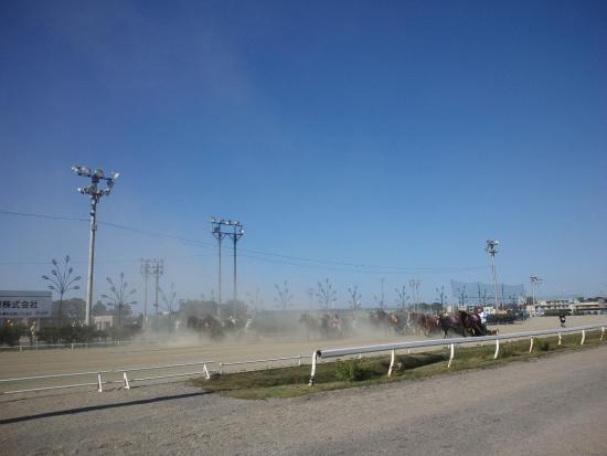 Banei Tokachi Obihiro Horse Race Track Photo