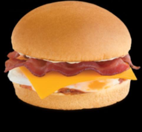 Courtenay, Canadá: Triple O's Sunny Start Breakfast Sandwich