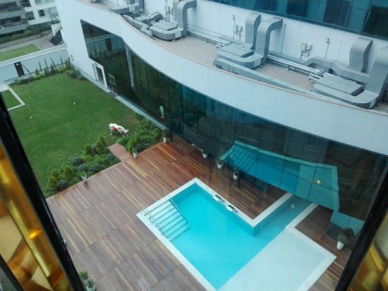 Swissotel Lima: Instalaciones