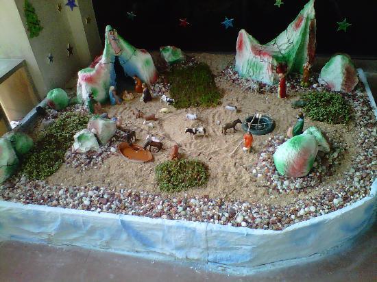 Sayaji Hotel: Christmas decoration