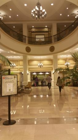 Jackson, MS: Opulent Lobby Entrance, Newly Remodeled, Luxurious, Historic Hotel