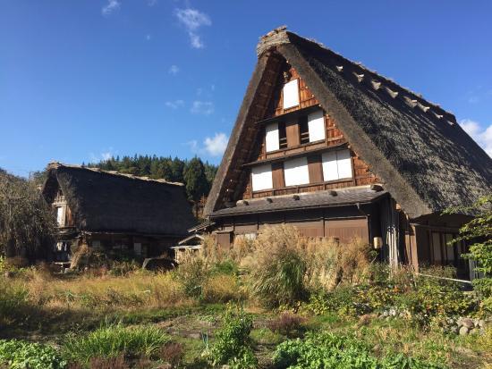 Viewpoint - Picture of Shirakawago Gassho Zukuri Minkaen, Shirakawa-mura - Tr...