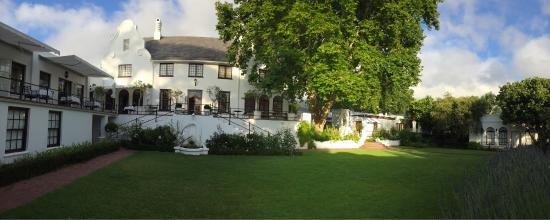 Claremont, Sudáfrica: garden