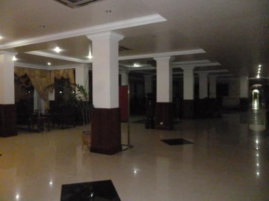 City Angkor Hotel: シティ アンコール ホテル  のロビー