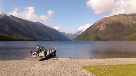 Nelson-Tasman Region, Nouvelle-Zélande : Lake 5