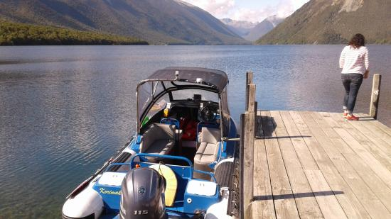 Nelson-Tasman Region, Nouvelle-Zélande : Lake1