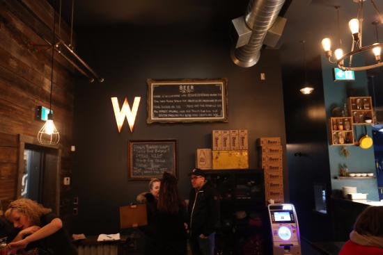 The Woodyard Brewhouse & Eatery