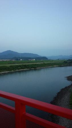 Kochi Prefecture, Japan: 最後の清流です。