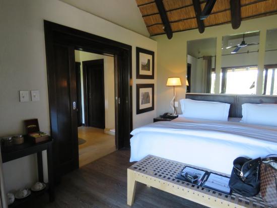 Londolozi Private Game Reserve, Afrika Selatan: Varty Chalet