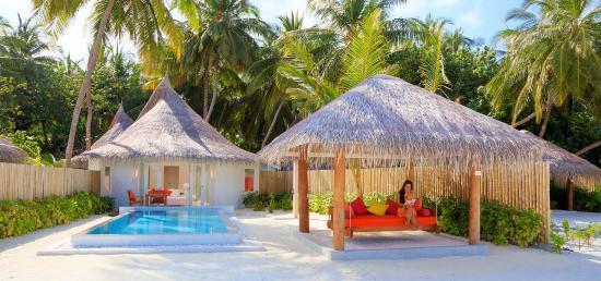 Dhaalu Atoll: Sun Aqua Pool Villa