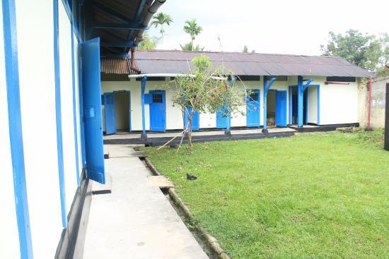 Западное Папуа, Индонезия: Kondisi Penjara !