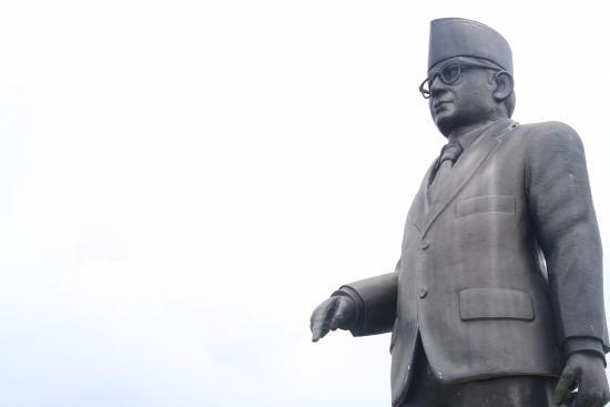 West Papua, إندونيسيا: Patung sang Proklamator