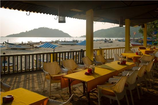 Palolem Beach Resort Restaurant