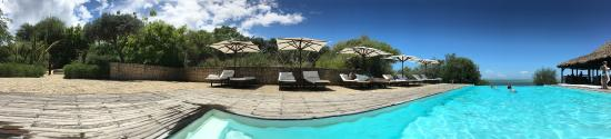 Ifaty, Madagascar: Swimming pool