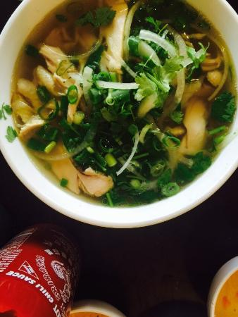 Huong Xua Vietnamese Restaurant