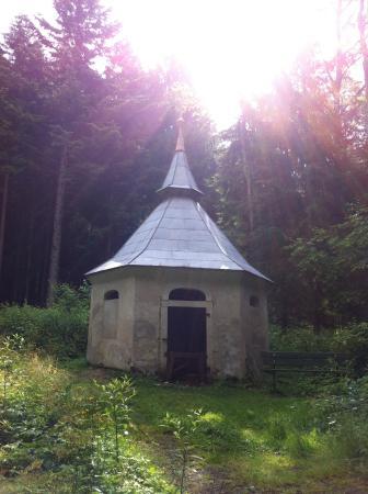Pocatky, Republika Czeska: Pramen Sv. Markéta