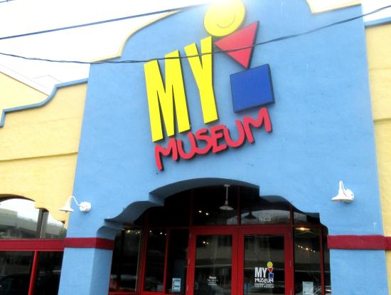 MY Museum (Monterey County Youth Museum), Monterey, Ca