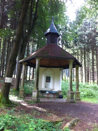 Pocatky, República Checa: Pramen Sv. Vojtěch