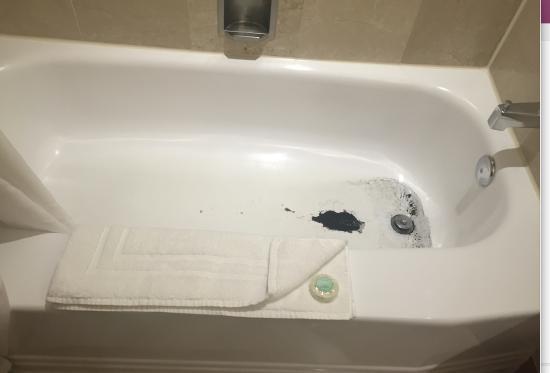 Monterey Plaza Hotel & Spa: Hotel Bathroom