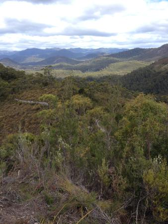 Tasmania, Australia: View from Donaghy's Hill Lookout