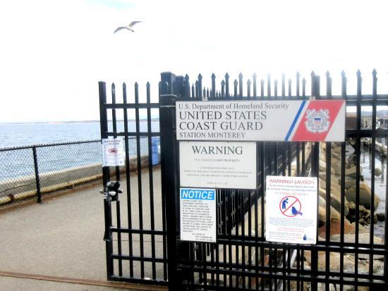 Coast Guard Pier, Monterey, Ca