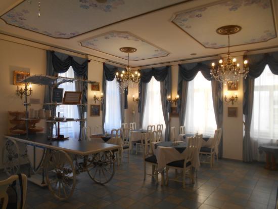 Hotel William - sala colazione