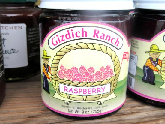 Gizdich Ranch Raspberry Jam, Watsonville, Ca