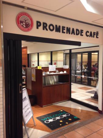 Promenade Cafe Abechika