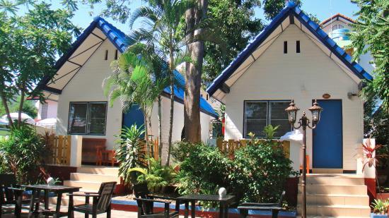 Lunar Hut Resort : 1 bedroom bungalow